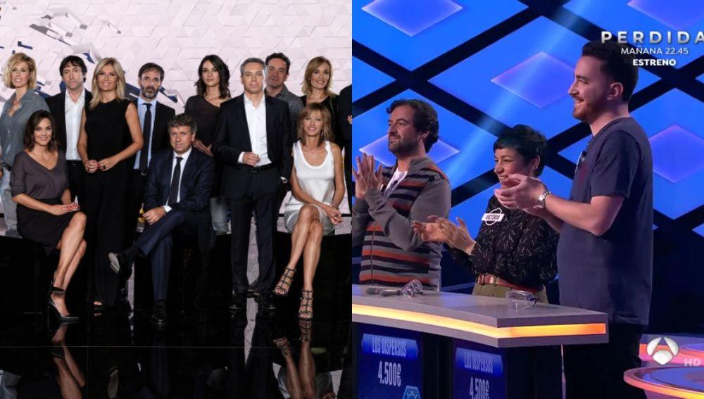 Antena 3 Noticias y '¡Boom!'