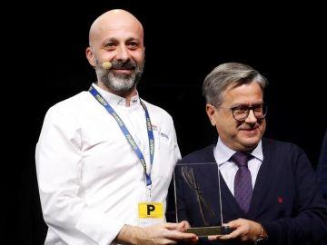 El chef italiano Niko Romito
