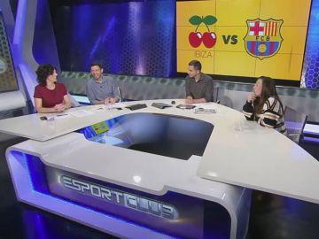 Amadeo Salvo, presidente del Ibiza estalla contra TV3 por sustituir el escudo por el logotipo de Pachá