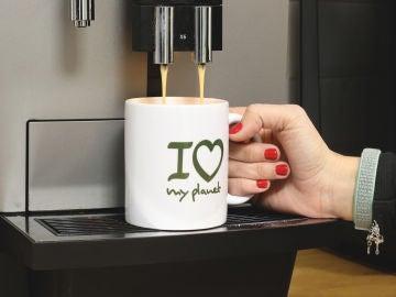 Han cambiado las cápsulas por café molido en la oficina