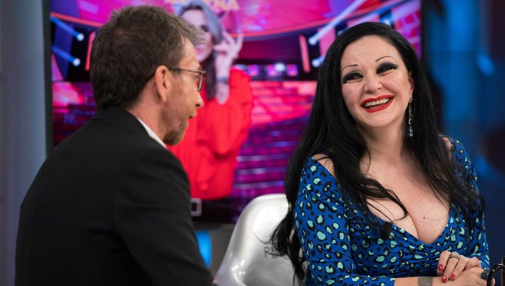 Alaska confiesa el verdadero problema de Mario Vaquerizo en 'Tu cara me suena'