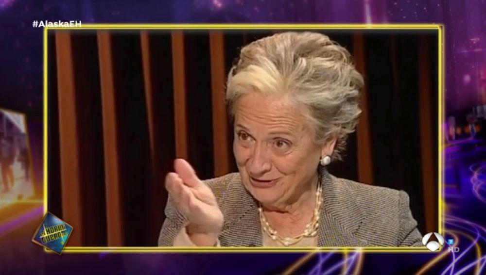 """Cristina Pardo destapa a """"las malas de la política"""" en 'El Hormgiuero 3.0'"""
