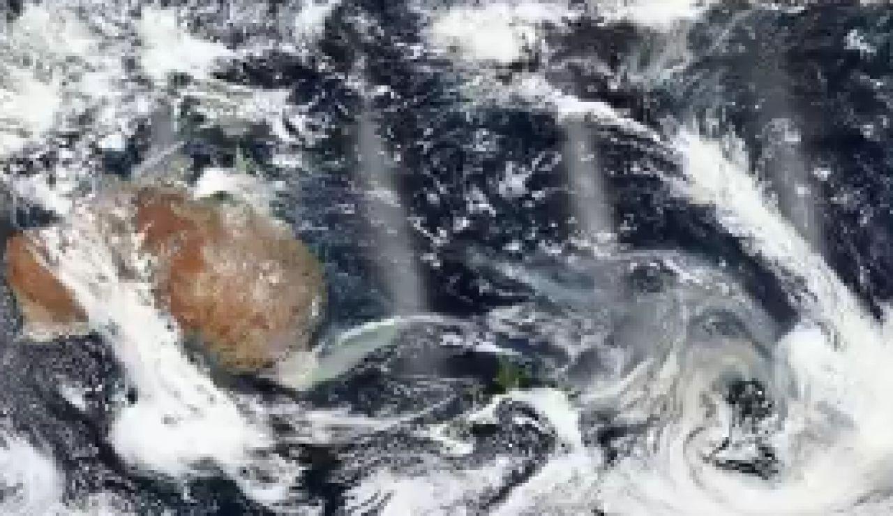 Un satélite de la NASA demuestra que el humo de los incendios australianos dará la vuelta al mundo