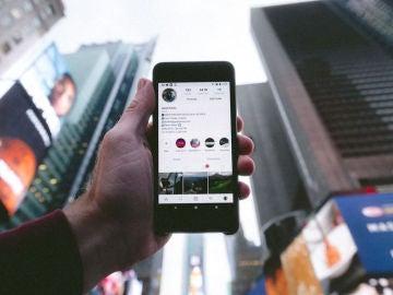 Instagram, la red social fotográfica de Facebook.