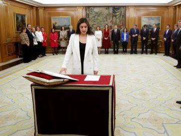 """RAE aclara que no es """"gramaticalmente aceptable"""" hablar de Consejo de Ministras si hay ministros varones"""