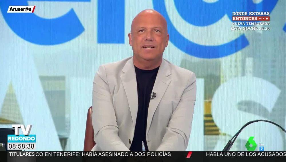 Alfonso Arús en 'Aruseros'