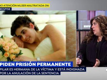 """Los familiares de Cristina, la mujer con huesos de cristal asesinada por su marido: """"Era un corderito y se transformó en un lobo"""""""