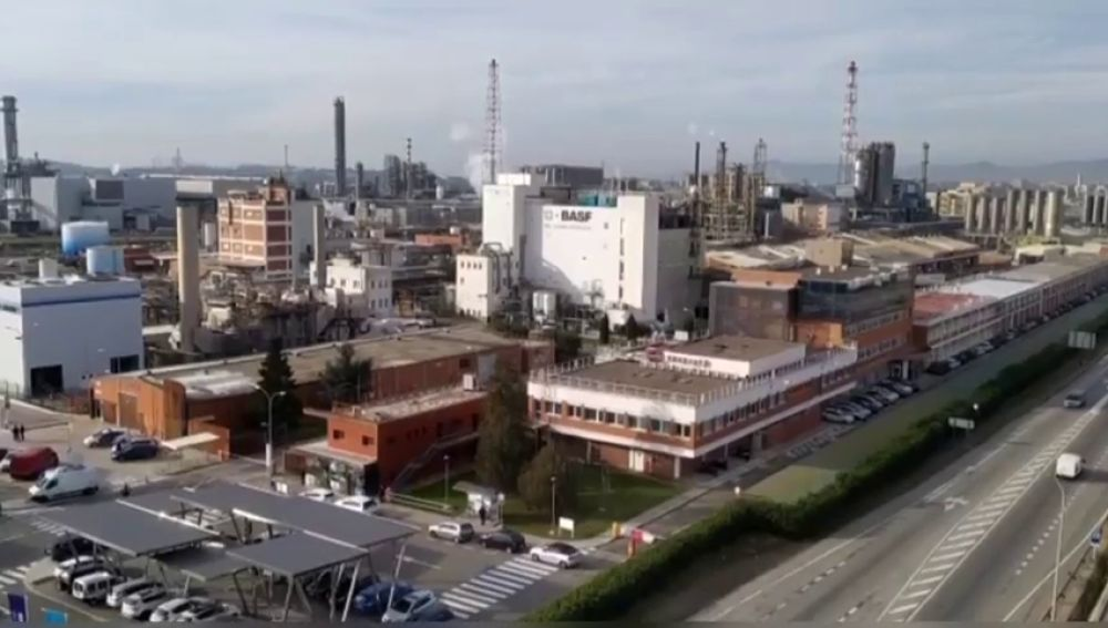Es el cuarto accidente en un año en los polígonos petroquímicos de Tarragona