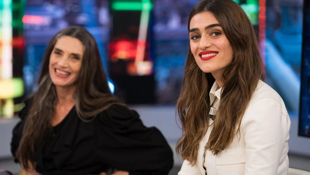 La discusión en francés de Ángela y Olivia Molina en 'El Hormiguero 3.0'