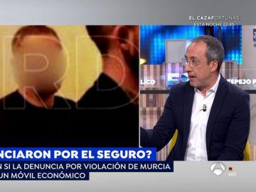 Posible denuncia falsa en Murcia
