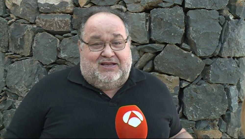 """Nemesio M. Pérez, experto en volcanes: """"El volcán Taal es muy explosivo y puede causar un tsunami"""""""