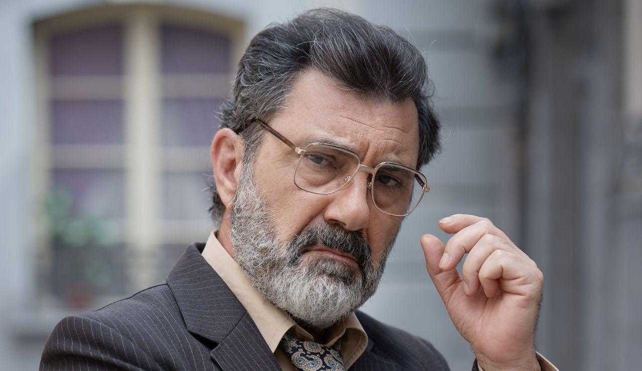 Toni Misó es el comisario Valverde