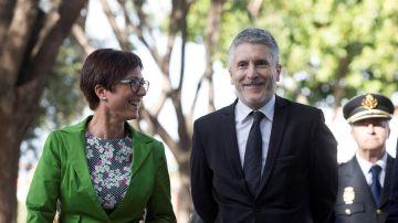 María Gámez será la primera mujer en dirigir la Guardia Civil