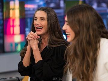 """Ángela Molina, sobre dar a luz sin epidural: """"Disfruto el sufrimiento de traer un hijo al mundo"""""""