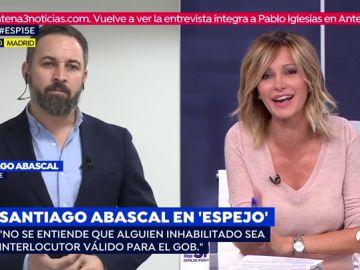 """Santiago Abascal: """"El Gobierno de Pedro Sánchez es el Gobierno del fraude y la mentira"""""""