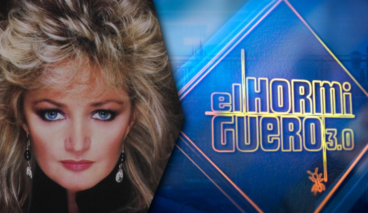 El lunes recibimos en 'El Hormiguero 3.0' a un icono de los años 80, Bonnie Tyler