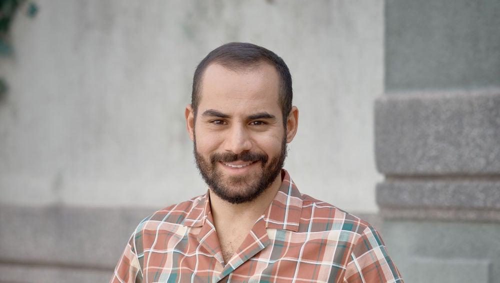 Kevin de la Rosa es Luis Tomillo