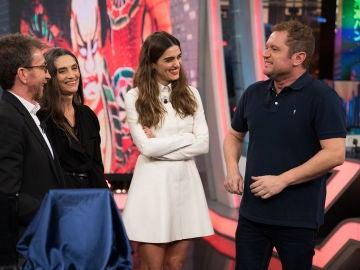 El Monaguillo triunfa gracias a la compasión de Ángela y Olivia Molina en 'El Hormiguero 3.0'