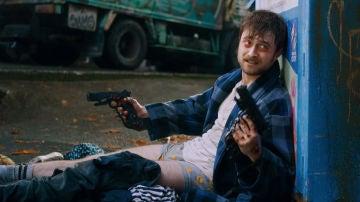 Daniel Radcliffe en 'Guns Akimbo'