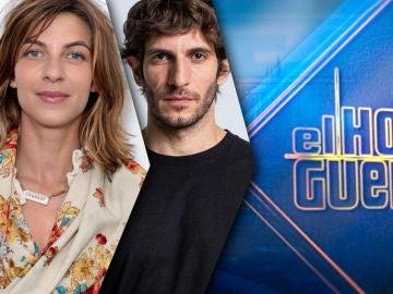 El martes visitan 'El Hormiguero 3.0' los actores Quim Gutiérrez y Natalia Tena