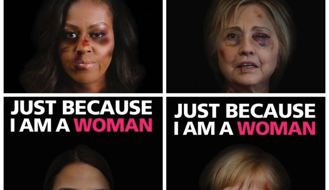 Campaña contra violencia