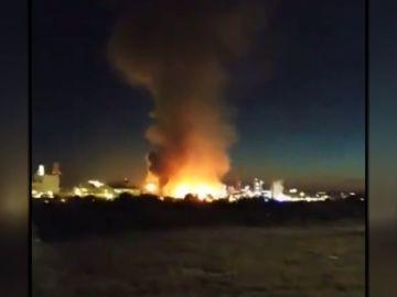 La planta petroquímica que explotó en Tarragona fue sancionada en cuatro ocasiones