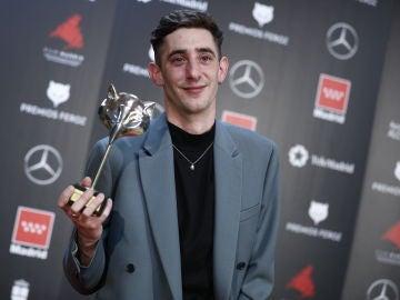 Enric Auquer, Mejor Actor de Reparto por 'Quien a hierro mata' en los Premios Feroz