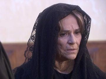 """""""Esa mujer ha de padecer en sus carnes cuanto yo padecí"""""""