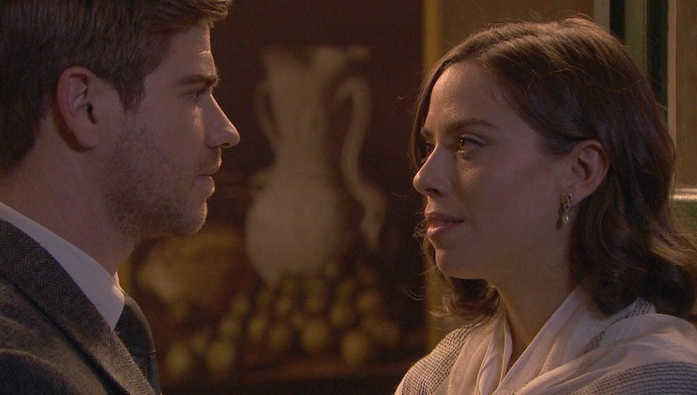 Adolfo y Marta, de nuevo, más cerca que nunca