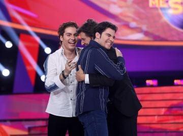 Gemeliers se alzan con la victoria en la segunda gala de 'Tu cara me suena'