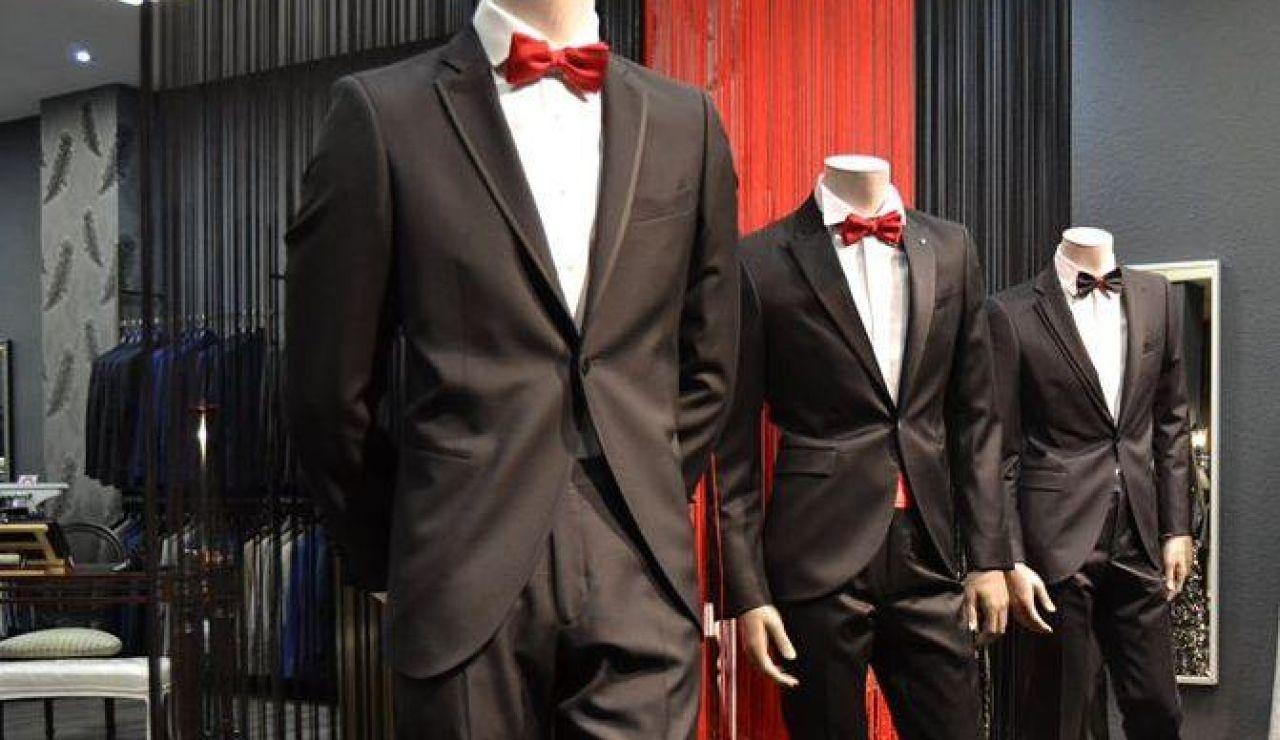 Un comercio de Bilbao empieza cobrar 15 euros por probarse el traje de novio