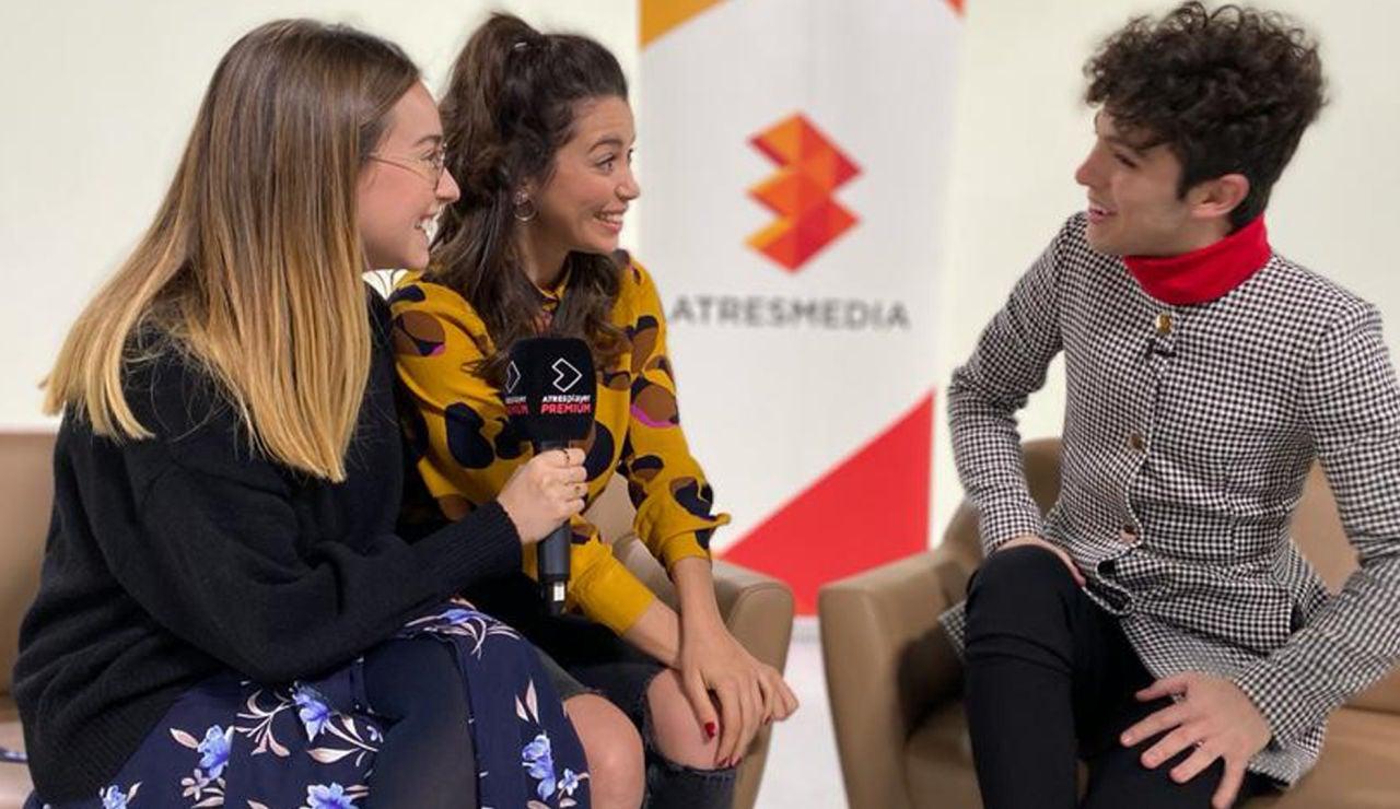 Carol Rovira y Paula Usero responden a los fans sobre el futuro de Luimelia en 'Amar es para siempre'