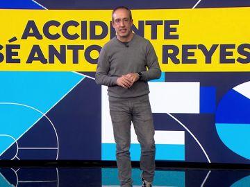 El revelador dato sobre el accidente mortal de José Antonio Reyes que ha descubierto un perito