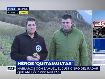 El héroe 'quitamultas''