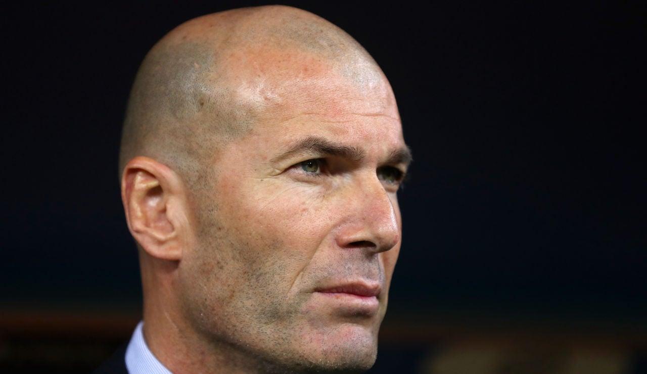 Zidane responde a Monchi tras el Real Madrid - Sevilla