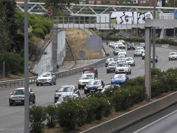 La DGT aconseja adelantar los regresos por carretera por el temporal