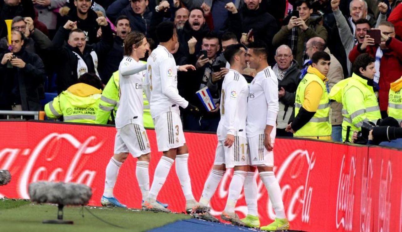 Unionistas - Real Madrid: Alineaciones del partido de la Copa del Rey 2020
