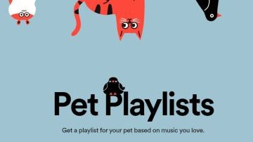 Spotify pets
