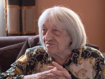 La increíble historia de Agnes, la medallista olímpica viva más longeva del mundo