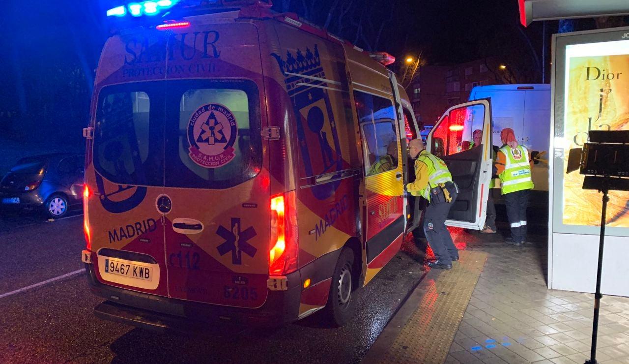 Un hombre muere tras ser apuñalado en Madrid