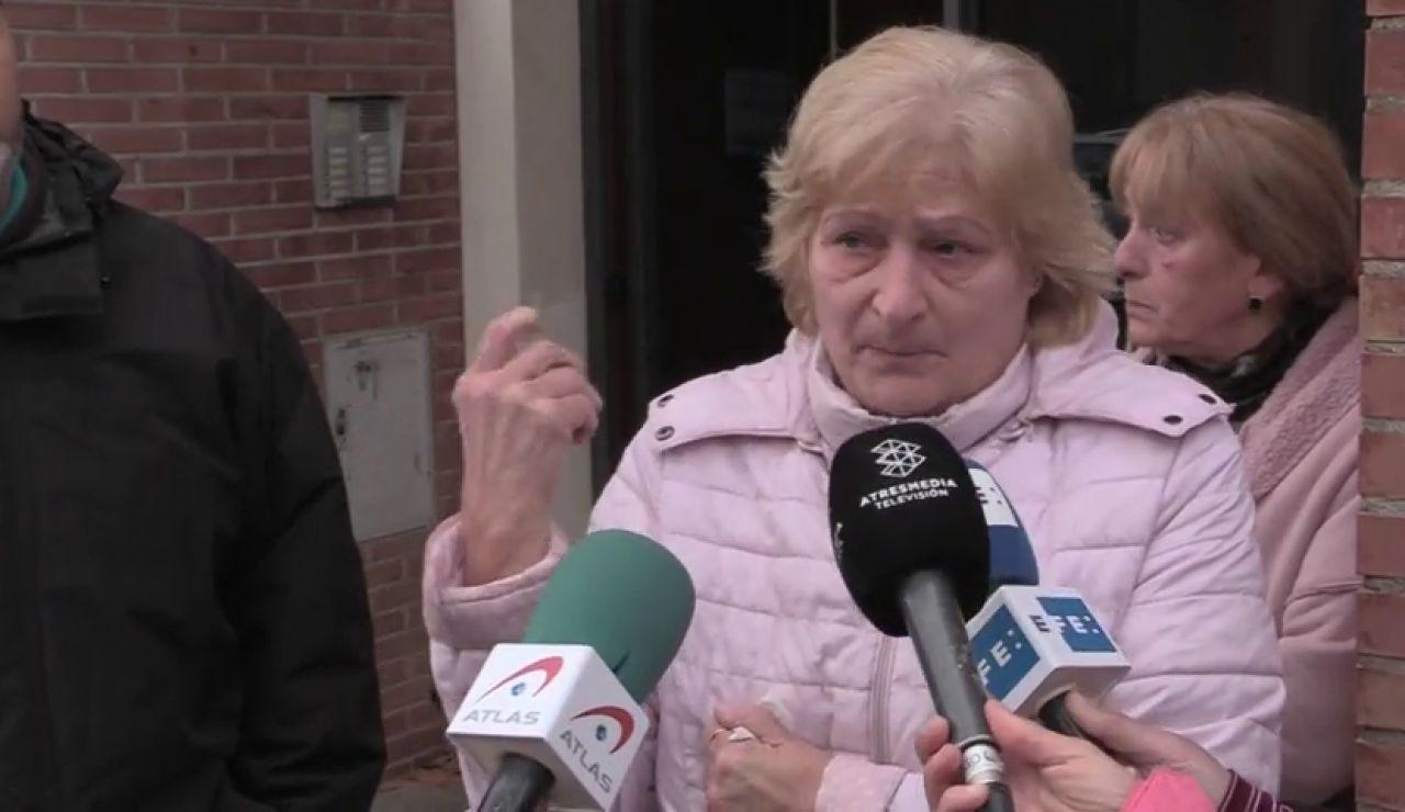 """Los vecinos de la asesinada en Terrassa por su expareja: """"No puede ser que a la mujer se la mate por no querer estar con alguien"""""""