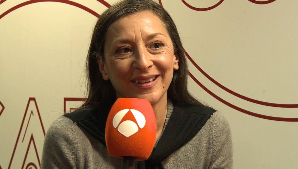 Mariola Fuentes confiesa si concursaría en 'Tu cara me suena'
