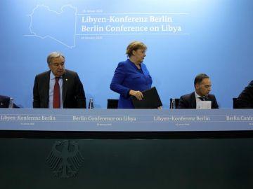 Cumbre sobre Libia en Berlín