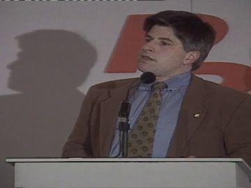 Se cumplen 25 años del asesinato de Greogorio Ordóñez, el político que nunca se dejó amedrentar por ETA