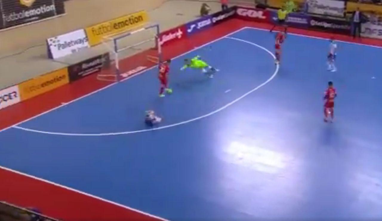 El espléndido gesto deportivo de Solano