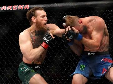 McGregor vence a Cerrone