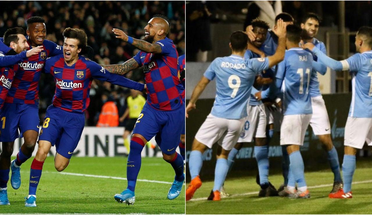 UD Ibiza - Barcelona: Alineaciones y dónde ver el partido de Copa del Rey 2020 en directo
