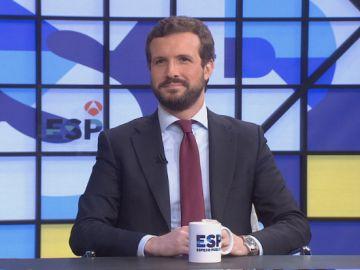 Pablo Casado en 'Espejo Público'.