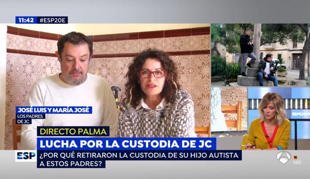 Unos padres piden la custodia de su hijo y aseguran que en el centro lo agreden constantemente