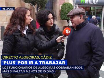 El polémico plus de 500 euros a los funcionarios de Algeciras por no faltar al trabajo